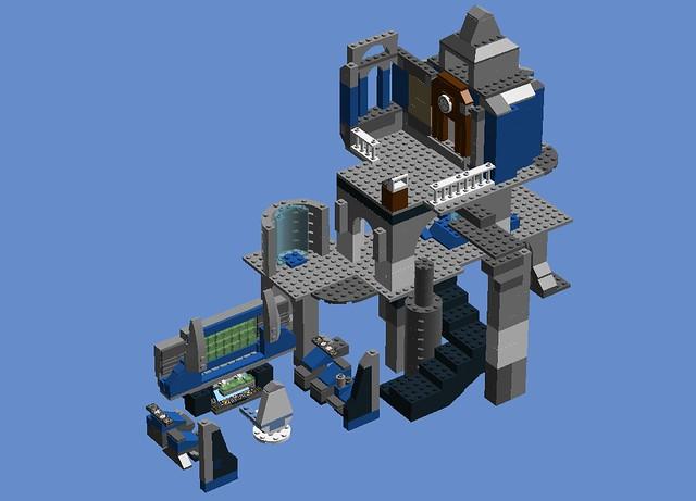 Rebuilding the Minimate c3 Batcave - DC & C3 Minimates - Minimate ...