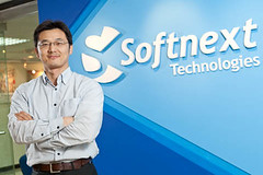 中華數位科技公司產品暨市場營運中心協理畢建同