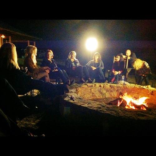 Campfire by TidyMom