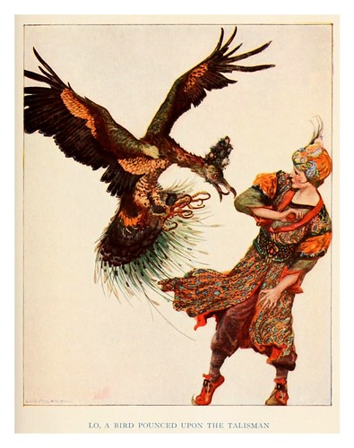 004-More tales from the Arabian nights 1915-ilustrado por Willy Pogany