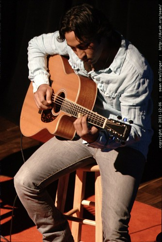 Hargo performing at TEDxSanDiego    MG 3854