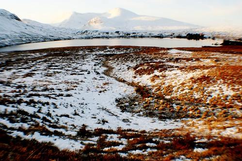 Winter Landscape, Rannoch Moor