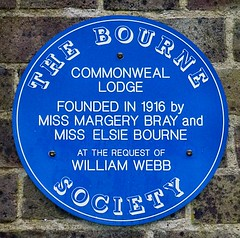 Photo of Blue plaque number 8304