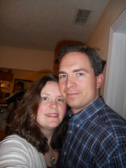 Me and my fabulous spouse.  :)