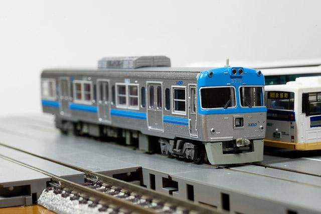 京王電鉄井の頭線 3000系 クハ3778 廃車回送
