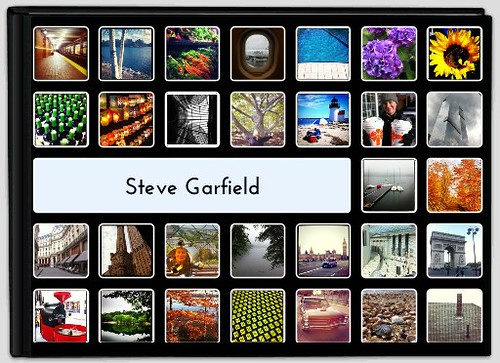 Steve Garfield | Keepsy Instagram Photo Book by stevegarfield