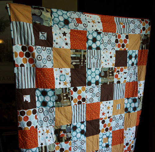 Cross Hatch Quilting