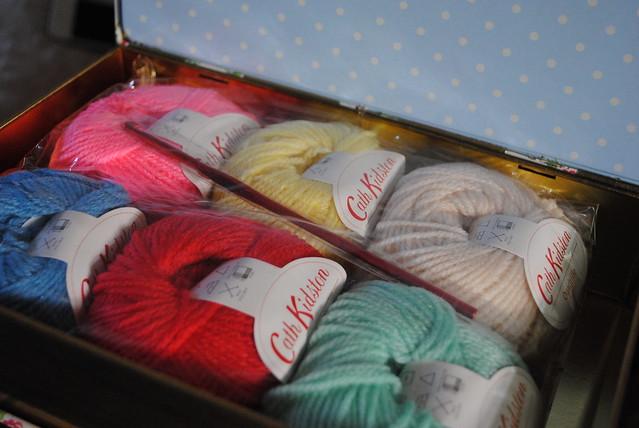"Cath Kidston ""crochet book"""