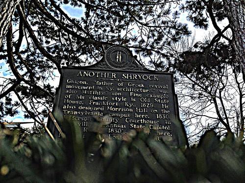 Historic Marker - Lexington, Ky.