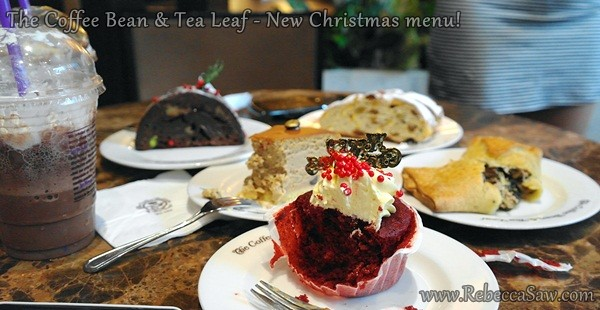 coffee bean - Christmas menu-14