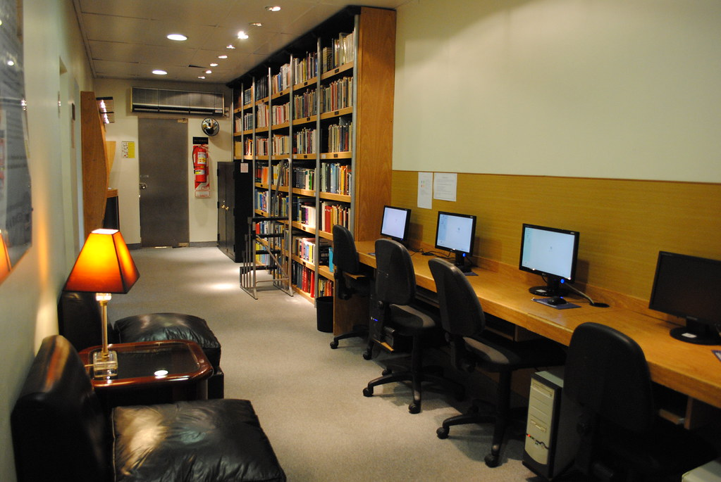 Biblioteca Sede French
