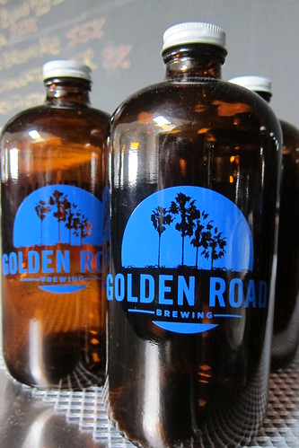 Golden Road Brewing: Growlers