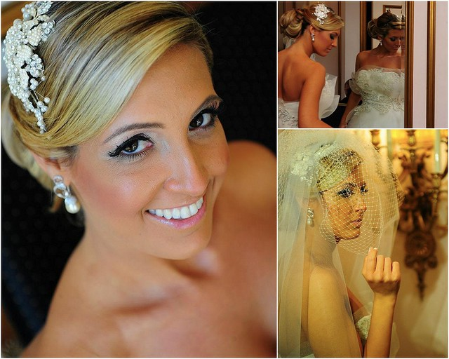 Diana & Stan, bridal hair comb - Bridal Styles Boutique, photography - Videomax