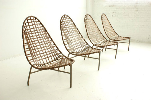John Caldwell For Brown Jordan I Have A Set Of Mai Tai Chairs Like These  And Love Them.