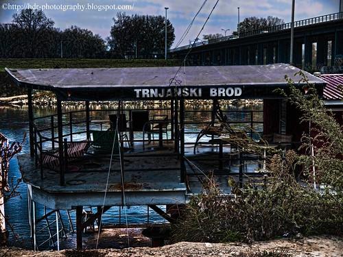 Trnjanski Brod by smalltechblog