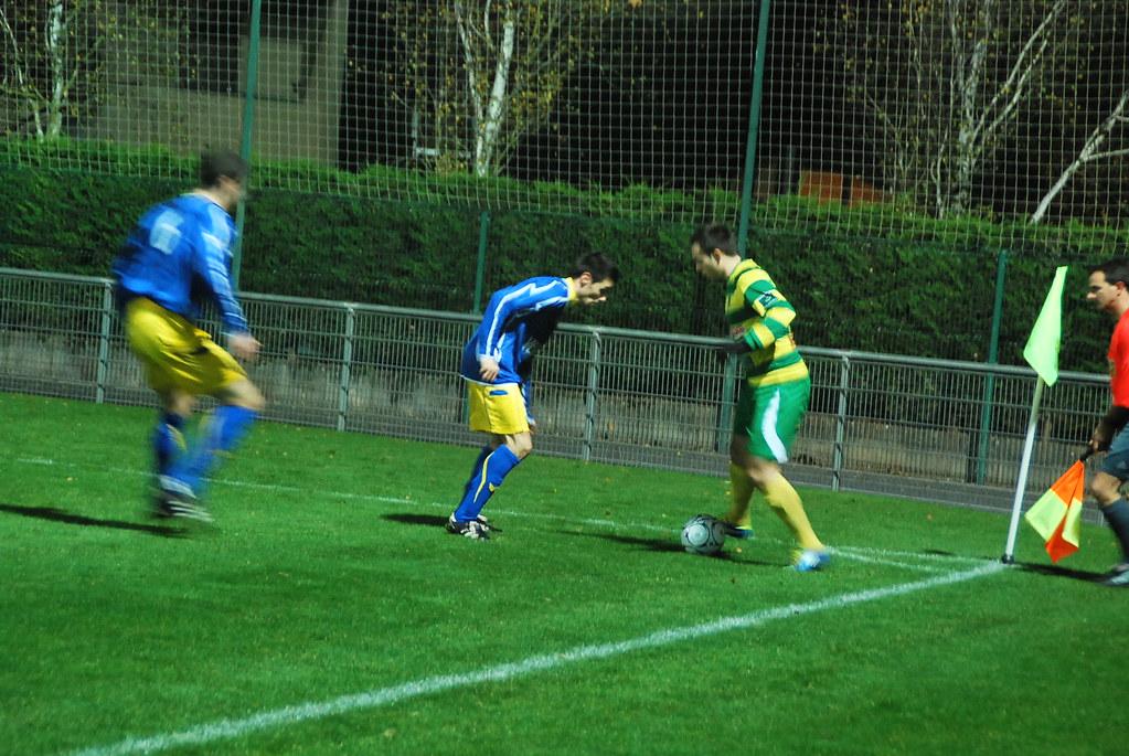 Onet 2 - 1 La Primaube , 10-12-2011 001
