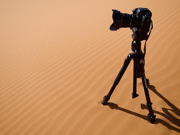 Maroc 2011 - Sable