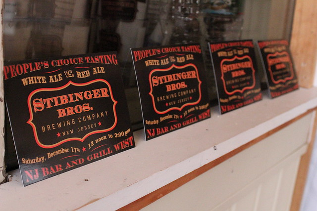 6532890065 71ddac6e63 z Event   Stibinger Brothers Beer Red Ale V.S. White Ale Throw Down
