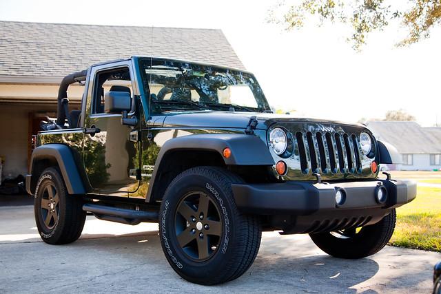 Plasti Dip Coating Wheels Jeep Wrangler Forum
