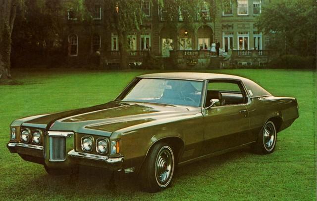 1970 Pontiac Grand Prix Hardtop Coupe - a photo on Flickriver