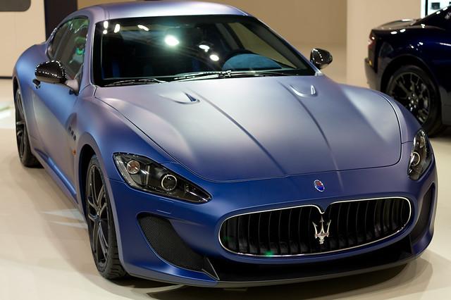 Ferrari & Maserati 2012