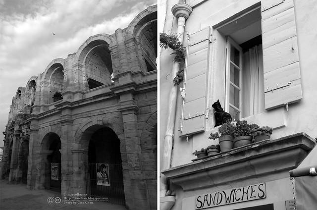 Bonjour Arles~ 亞耳。梵谷藝術中心 + 法國藝術家作品聯展   R1042201