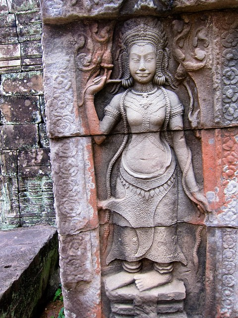 Preah Kahn, Angkor