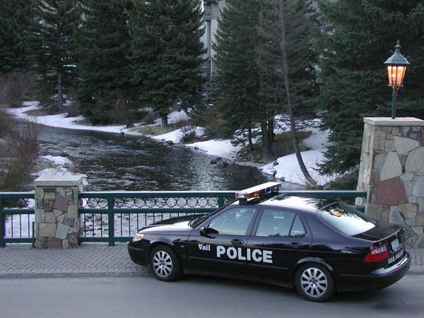 SAABs in Police around the World | Saab Cars Blog