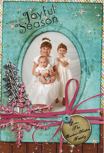 Wishing you a joyful season