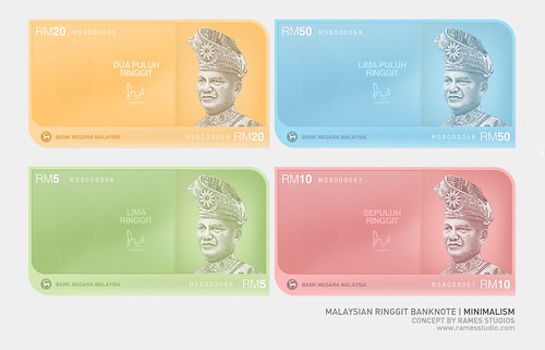 banknoteg by Nik Zulkhairi