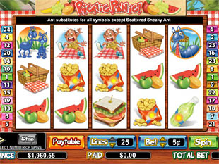 Picnic Panic slot game online review