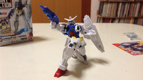 Gundam AGE Joint Action