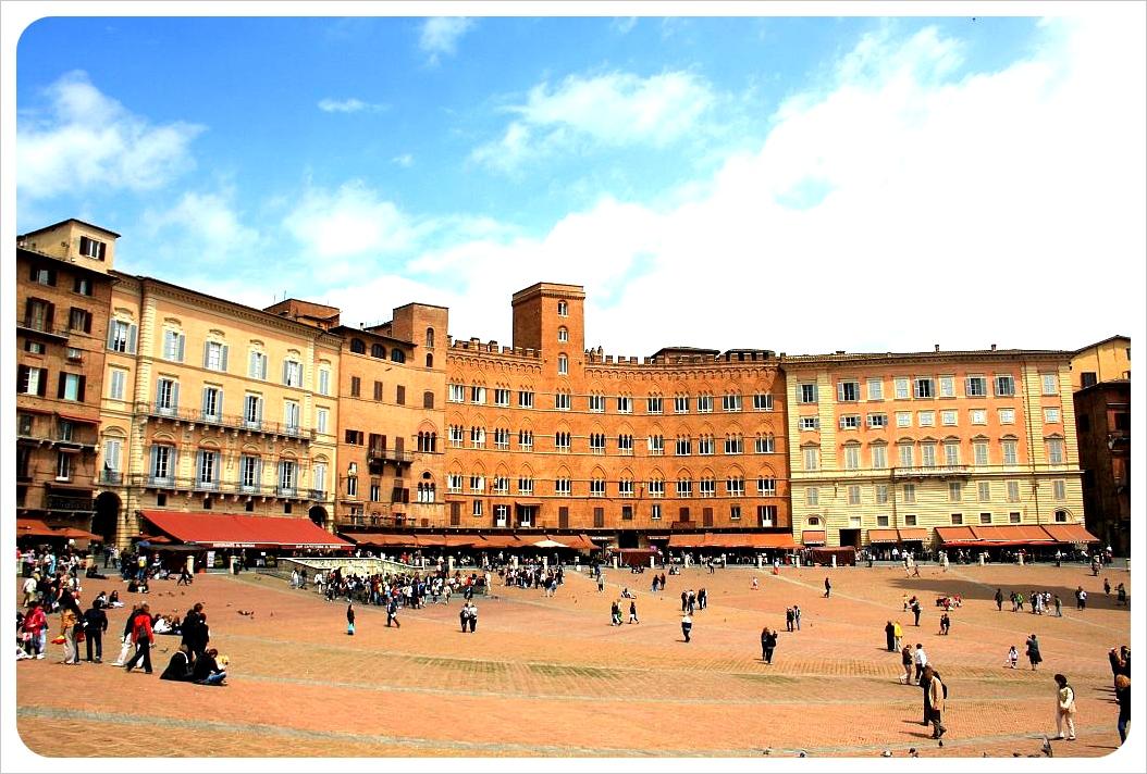 siena Piazza di Campo