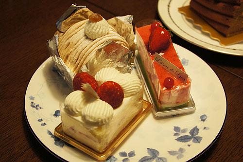 Chrismas Cake