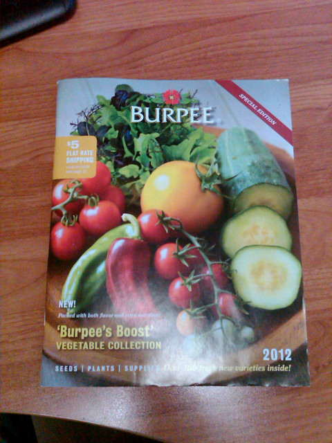 new burpee catalog