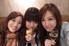 小郁、Eva、Haley