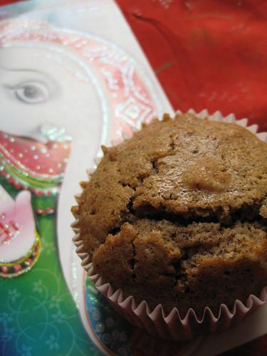 chai tea muffin