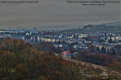 Quiet Winter In Wuppertal by smalltechblog