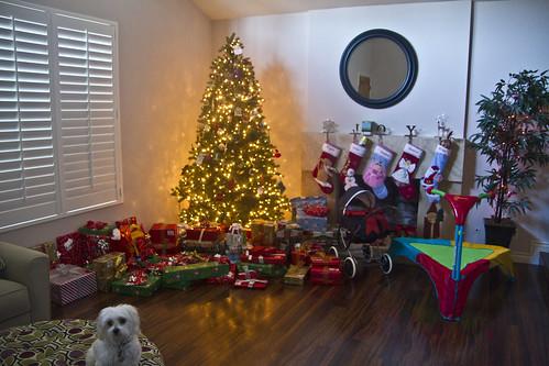 after Santa came