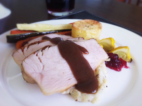 Xmas Turkey Dinner