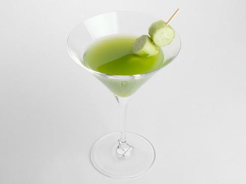 Cucumber Martinis 16