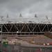 Olympic Stadium - December 2011