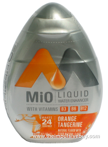 MiO Orange Tangerine Liquid Water Enhancer with Vitamins