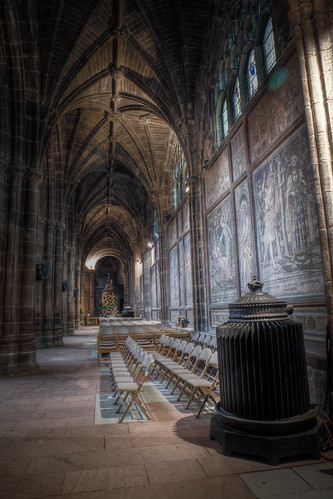 922/1000 - Chester Cathedral by Mark Carline