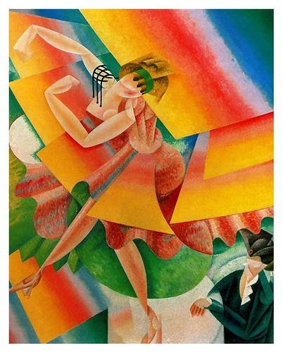 009-Bailarina 1915-Gino Severini