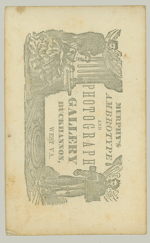 CDV man with tie reverse