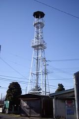 島根の火の見櫓(さいたま市西区)