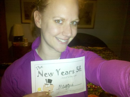 New Years Virtual 5K