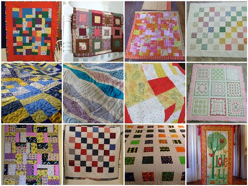 2011 quilts I finised