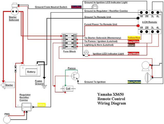 Yamaha 703 Remote Control Box Wiring Diagram : Secret diagram discuss wiring yamaha remote